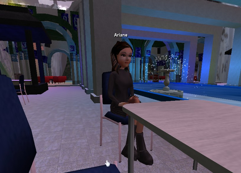 Date ariane jeux simulation
