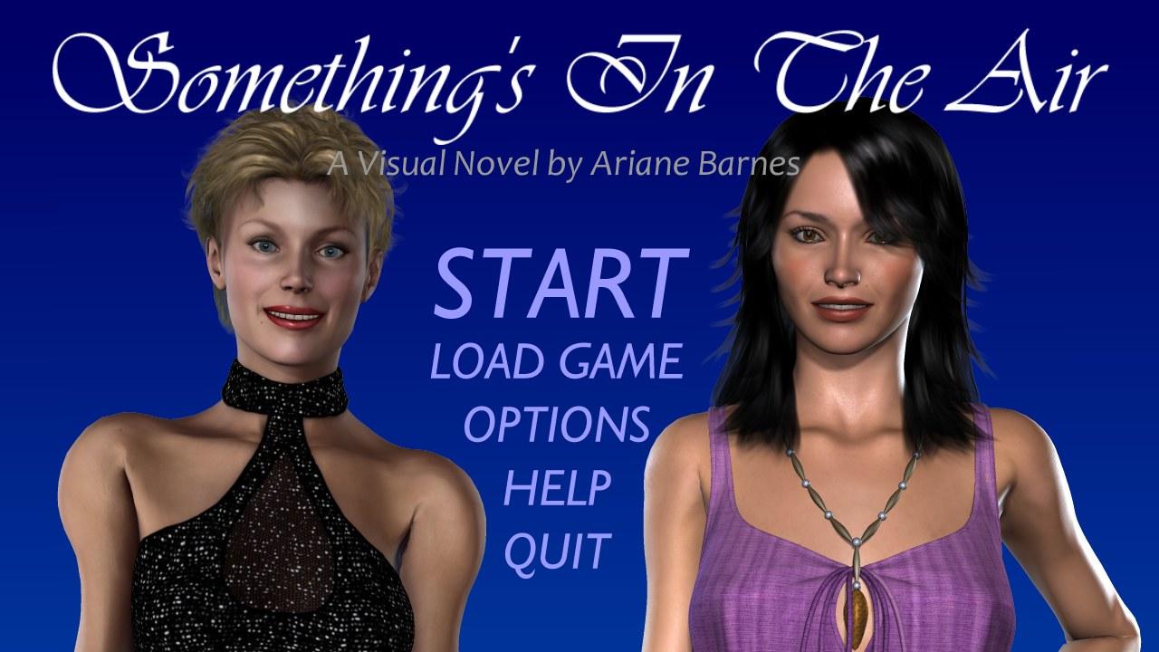 Dating Simulator Ariane Game 2