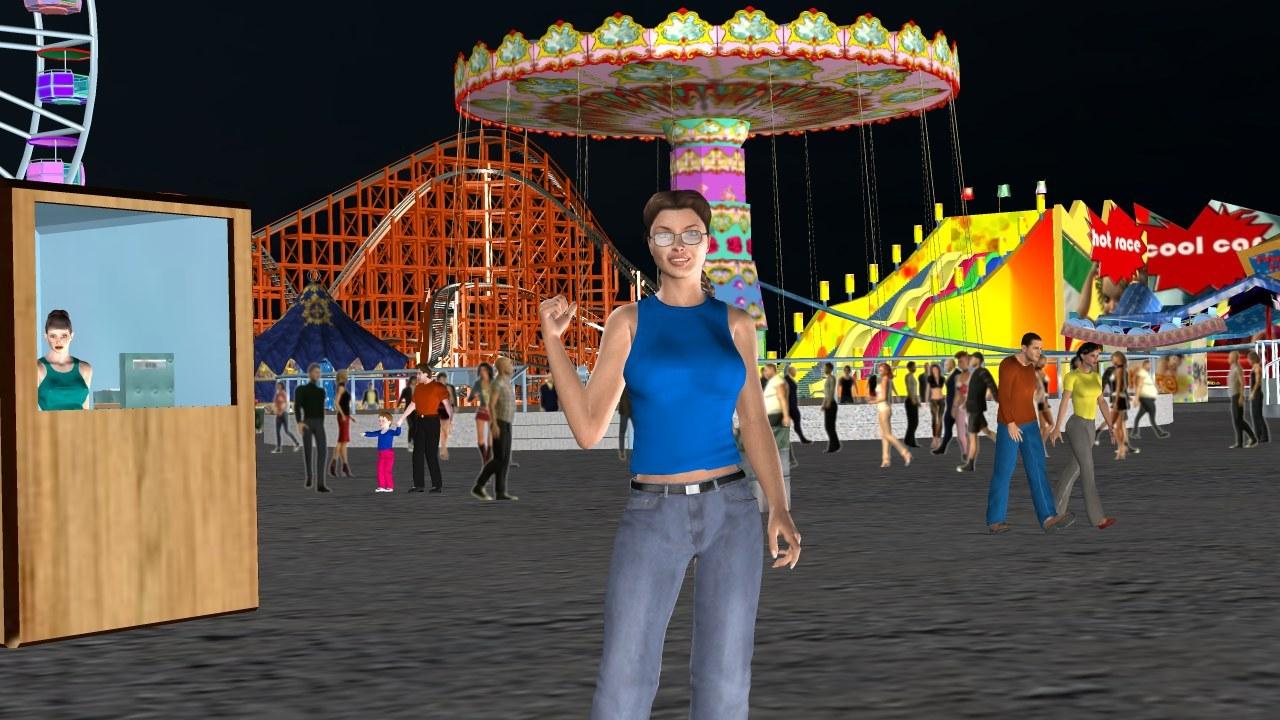 Dating ariane amusement park