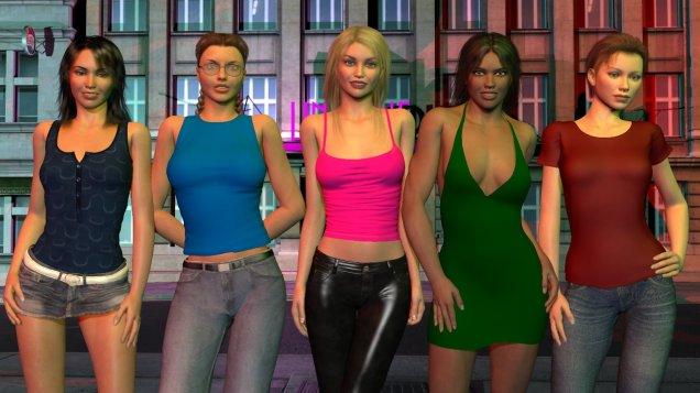 fivegirls