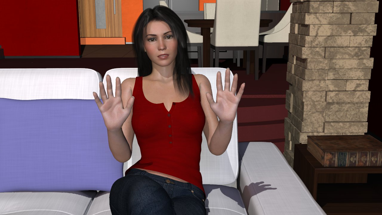 Virtual dating simulator ariane walkthrough 3