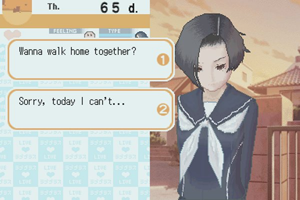 List of dating sims