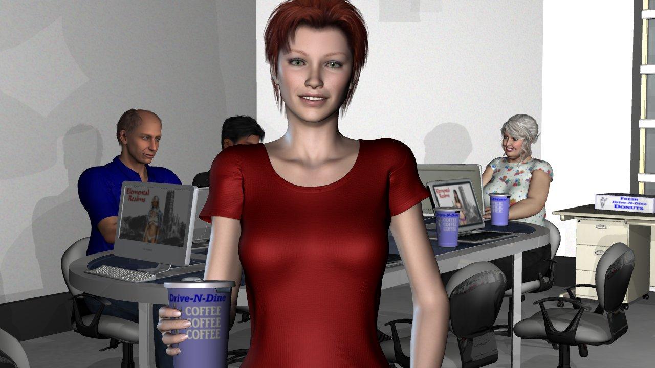 Ariane dating sim online