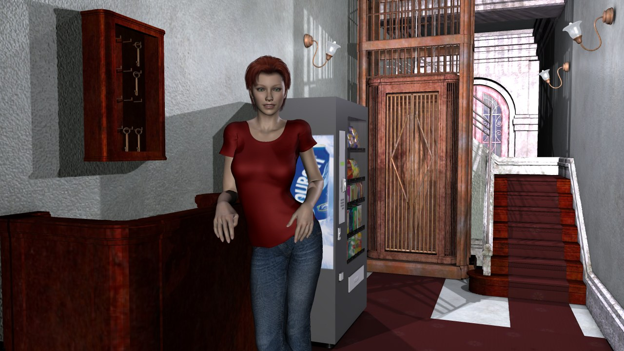 director s commentary 4 the tower of ion ariane 39 s life in the metaverse. Black Bedroom Furniture Sets. Home Design Ideas