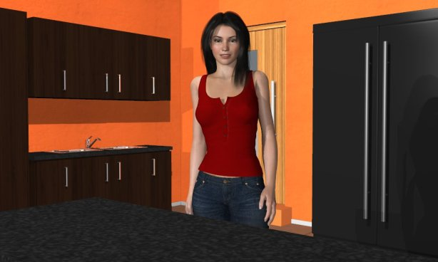 play dating with ariane
