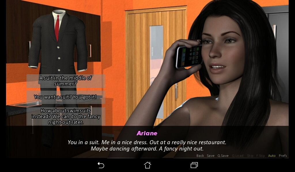 Bgr Dating Simulator Ariane No Censor