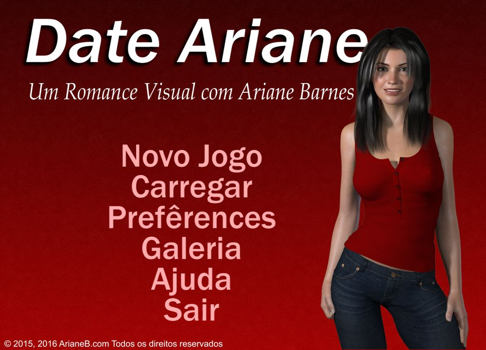 Dating ariane game em portugues