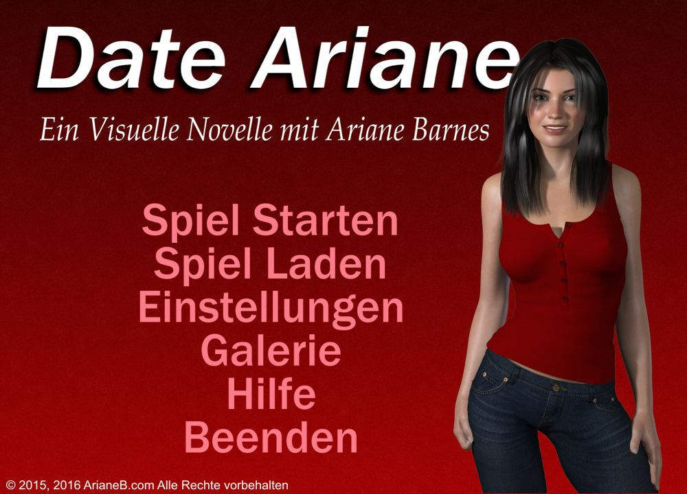 Era ist dating Ariane