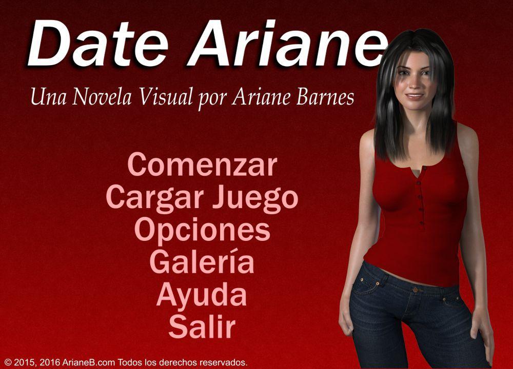 dating simulator 2016 date ariane game play online 2017