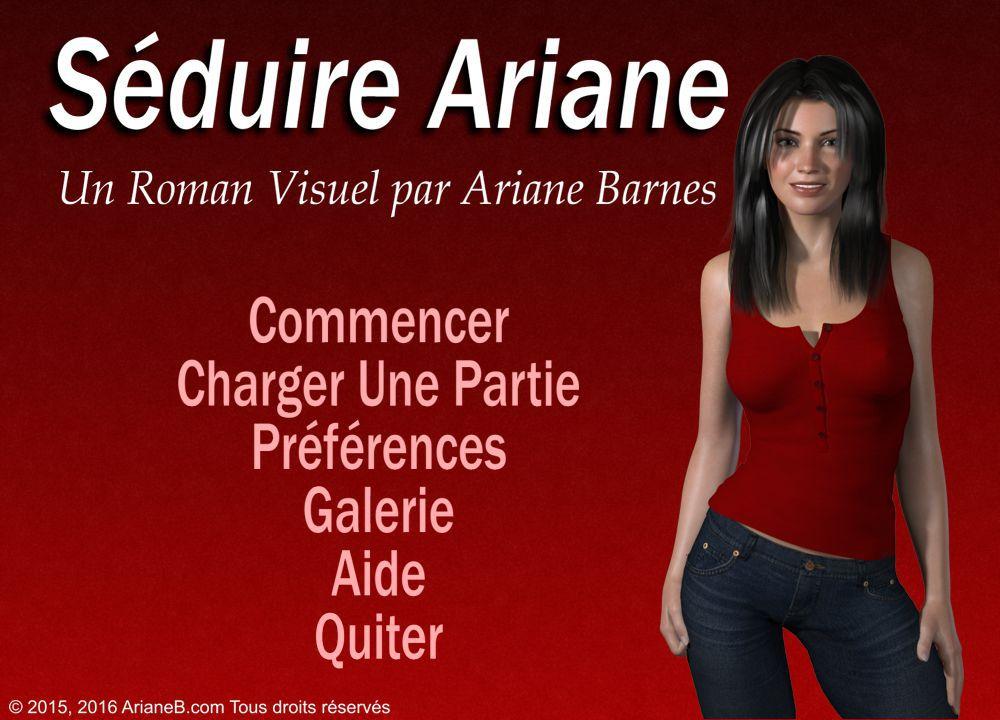 Extrêmement Seduire Ariane Français – Ariane's Life in the Metaverse TP03