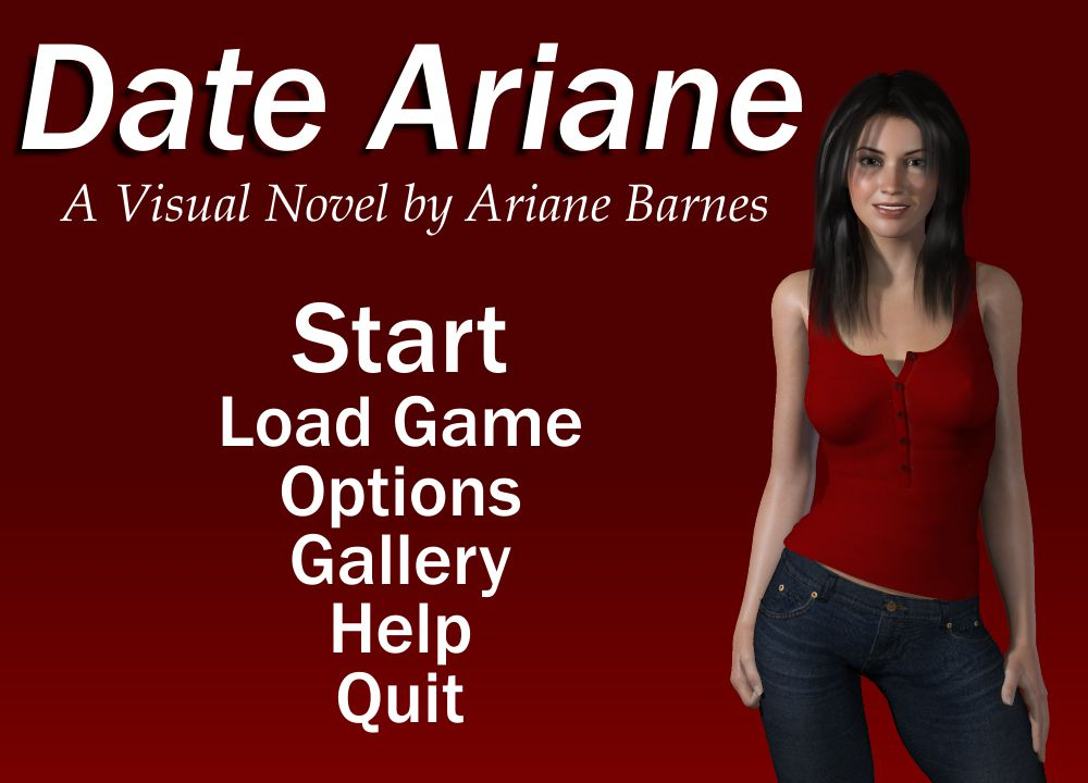 dating simulator date ariane walkthrough games play free