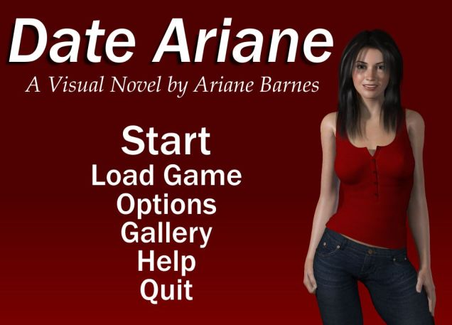 dating simulator ariane game 10th anniversary card game pc