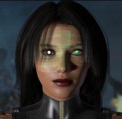 Me as an evil cyborg