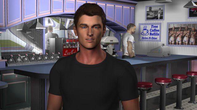 SITA Character Dave | Ariane's Life in the Metaverse