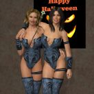 Halloween pick from Rachel Meets Ariane