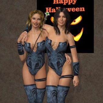 Halloween pick from Rachel Meets Ariane