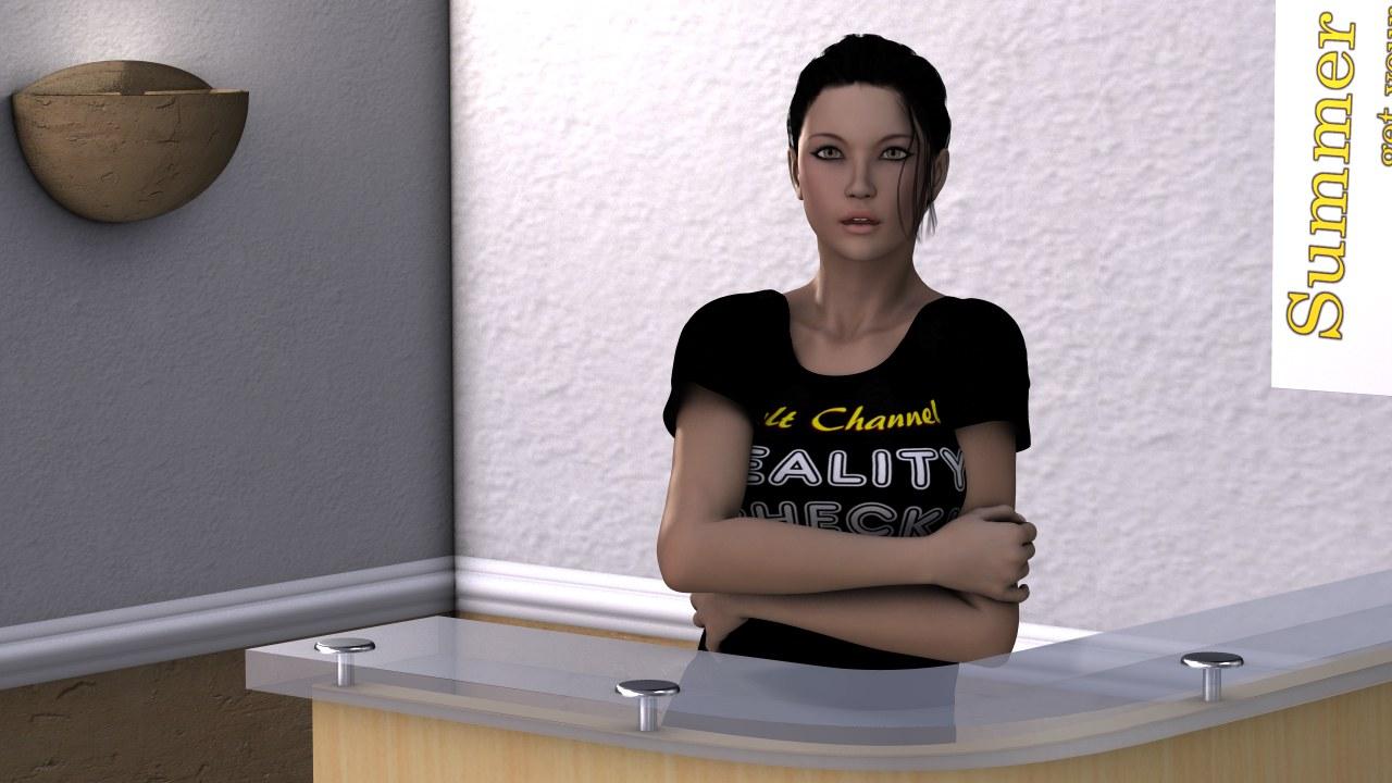 SITA Character Suki | Ariane's Life in the Metaverse