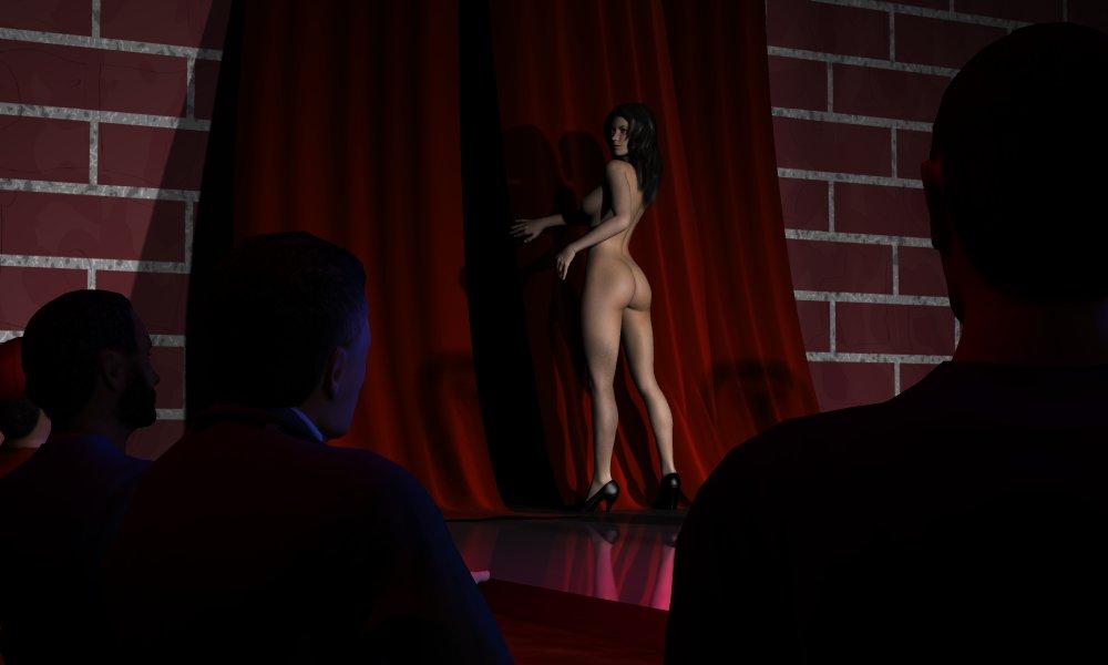 Gymnast accidental nude