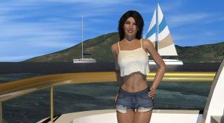Ariane in Paradise